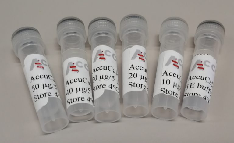 AccuCal standards